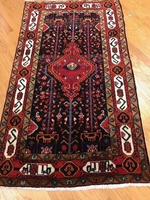Persian Hamedan - Price $400 - 3'7 x 6'1
