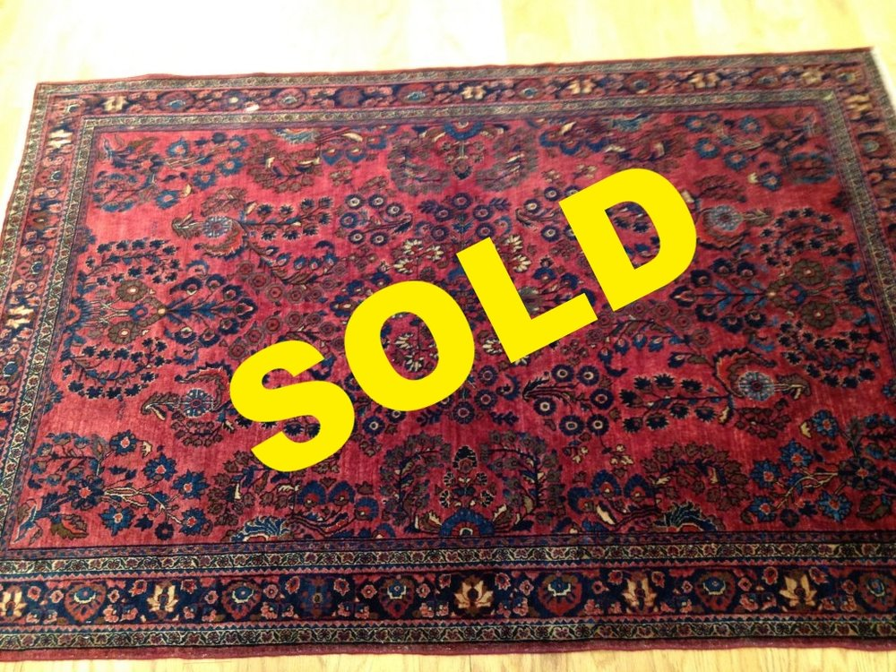 Traditional Rug (SOLD)