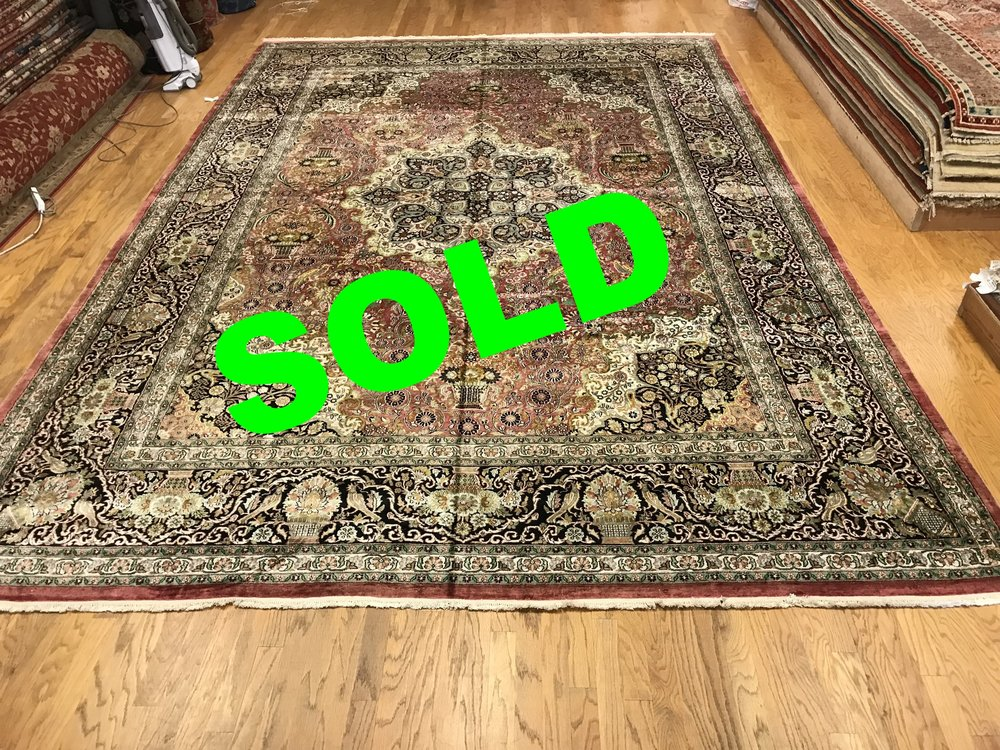 Traditional Rug SOLD