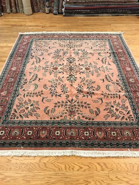 Persian Tabriz - Price $1450 - 7'9 x 9'4