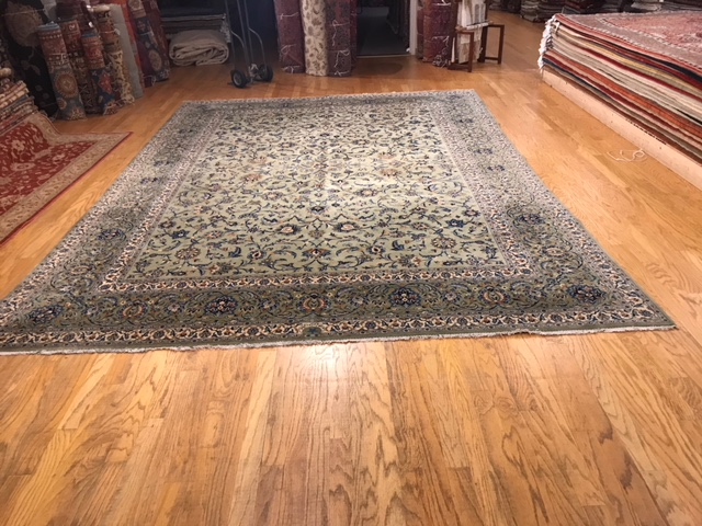Persian Kashan - Price $2850 - 10'1 x 14'2