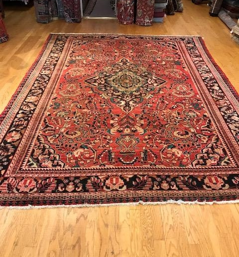 Persian Lilihan - Price $2450 - 9'7 x 13'7
