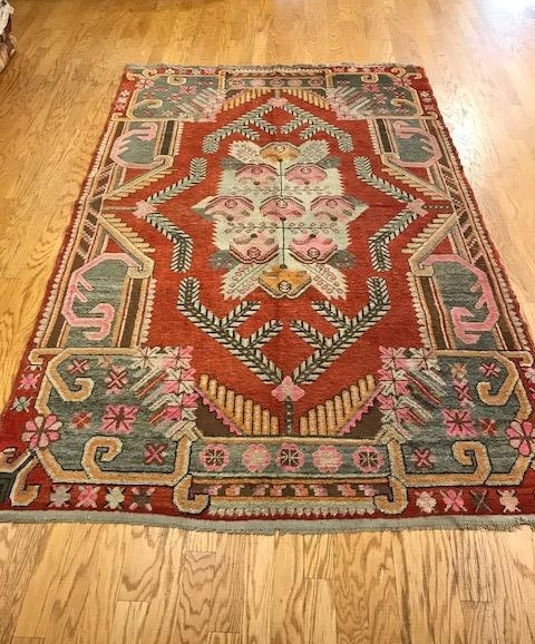 Chinese Yarkand - Price $995 - 5'8 x 8'10