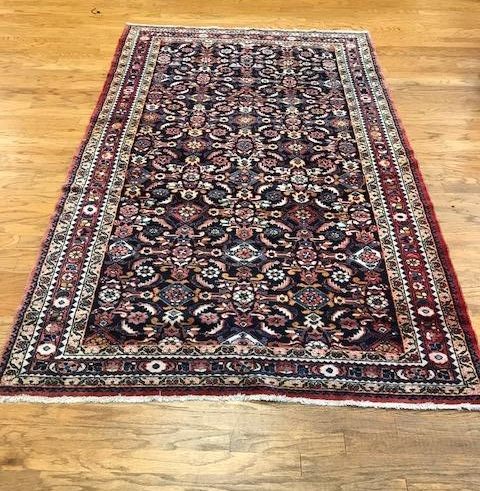 Persian Lilihan (Semi Antique) - Price $1250 - Size 6 x 9'10