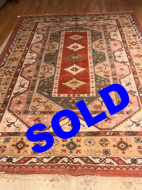 Turkish Kazak - Price $500 - 8'2 x 10'8