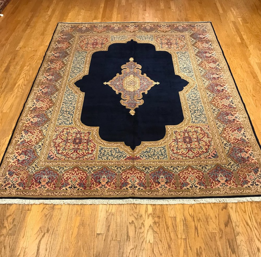 Persian Kerman - Price $2450 - 10 x 13'9