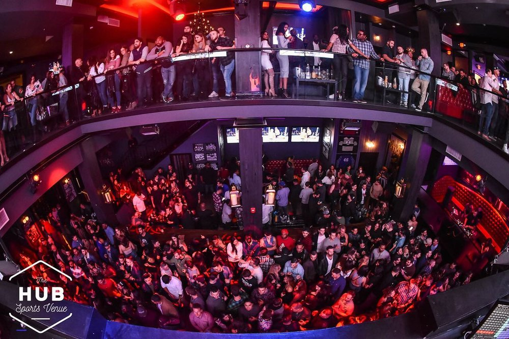 HUB Hoboken Nightlife  - NEW JERSEY'S ULTIMATE NIGHTLIFE DESTINATION!