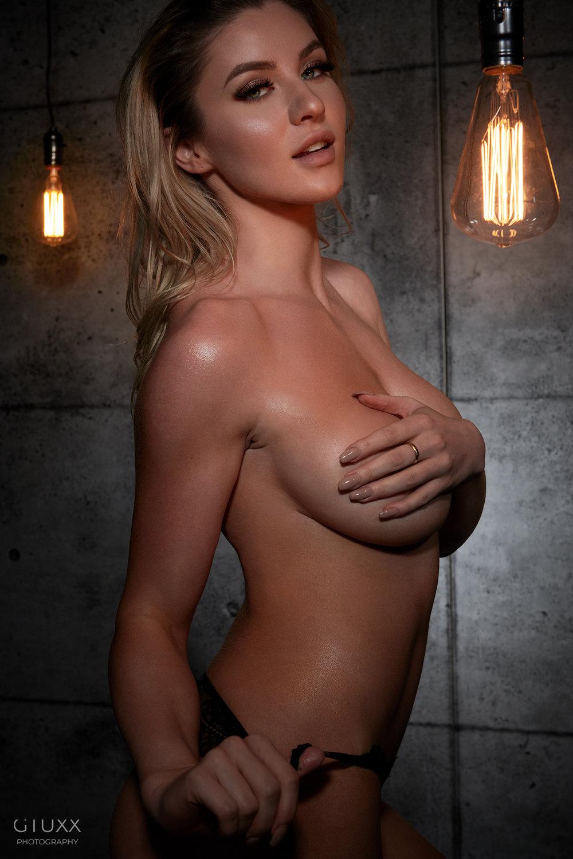 Irelynn Concrete Room Topless underwear pull web.jpg