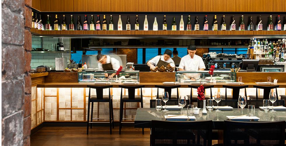 Saké Restaurant & Bar  Flinders Lane