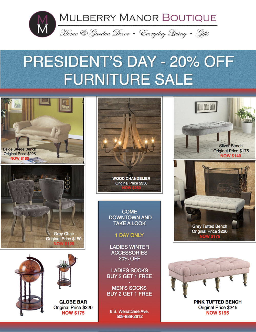 Mulberry manor boutique presidents day sale jpg
