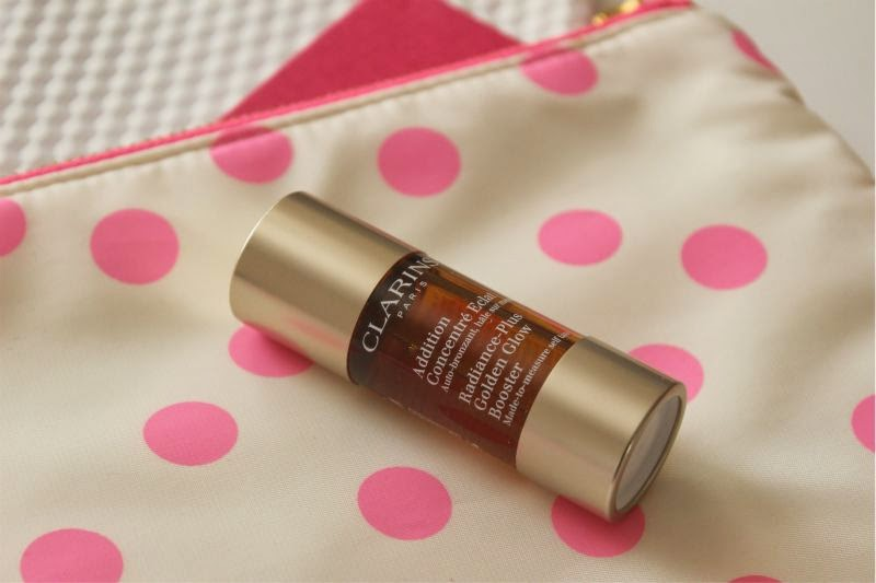 Clarins Self Tanning Radiance-Plus Golden Glow Booster Review