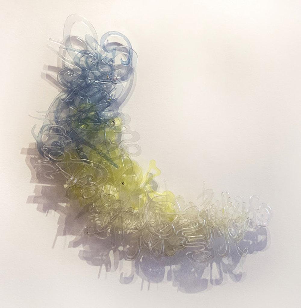 SIMEEN FARHAT | Grin (Blue)
