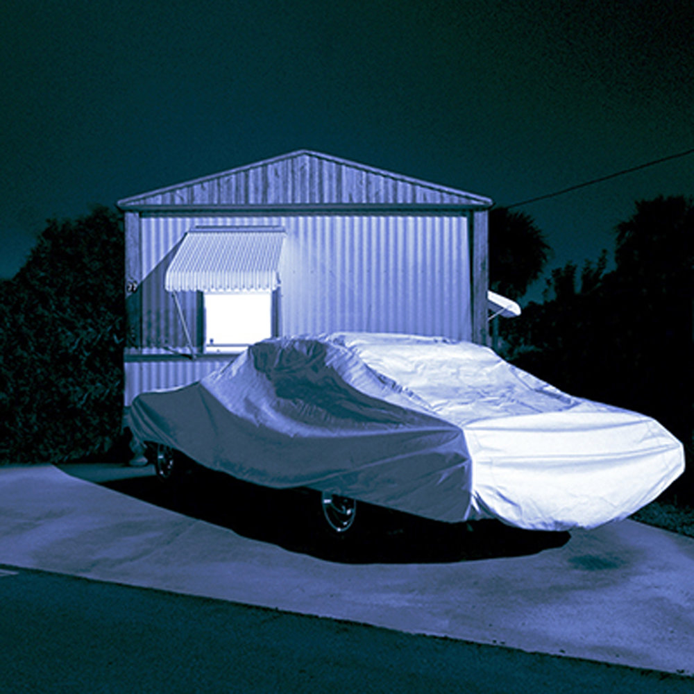 Mobile Home #9, 15 x 15 inches / 38 x 38 cm, Fuji crystal archive print, edition of 10, 2001-2006
