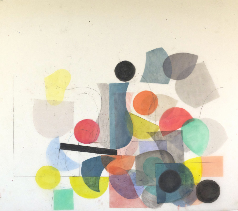VICKI SHER | Untitled (Still Life In Motion)