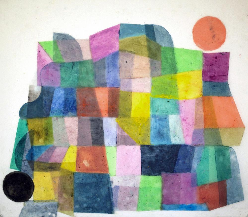 VICKI SHER | Untitled (Mountain)