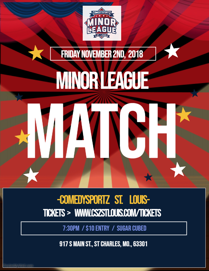 Minor League Nov. 2nd, 2018 match