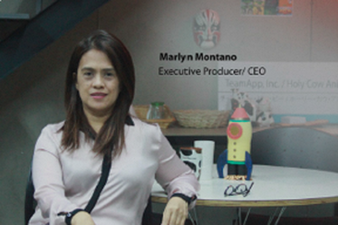 MARLYN MONTANO - CREATIVE DIRECTOR FOR ANIMATION