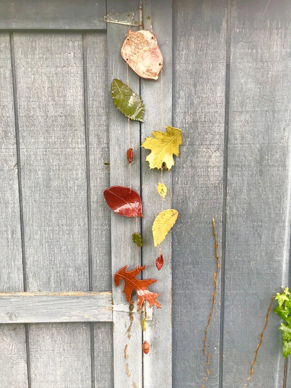 Festive Autumn Ceramic Home-Decor Workshop - Seasonal Habitat Series: AutumnNovember 4th & 11thMommy & Me @ 3-4:30pmAdult@ 5-6:30pm