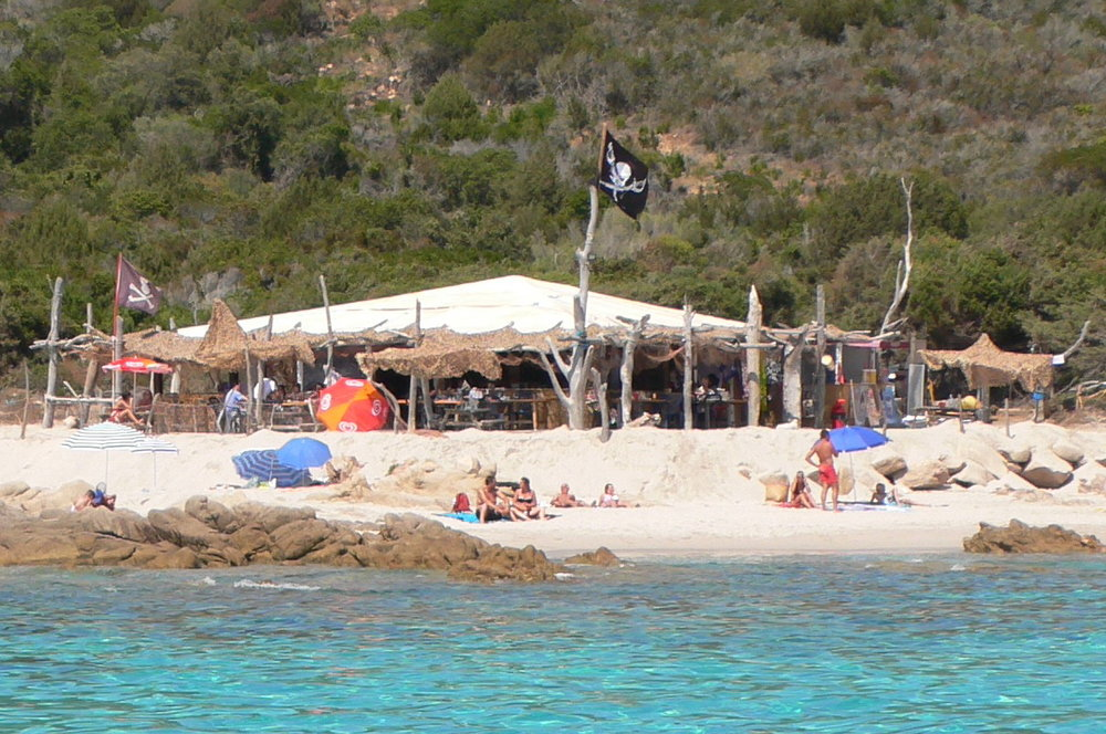 Strandrestaurant Cala d'Orzu