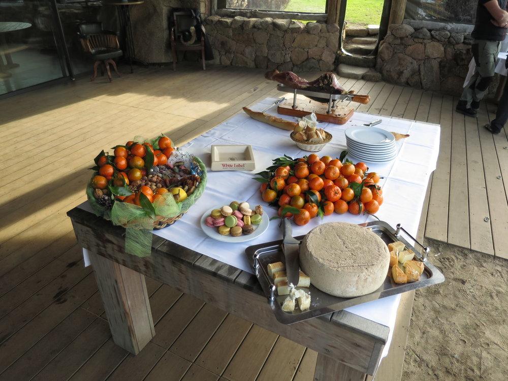 Korsische Kost