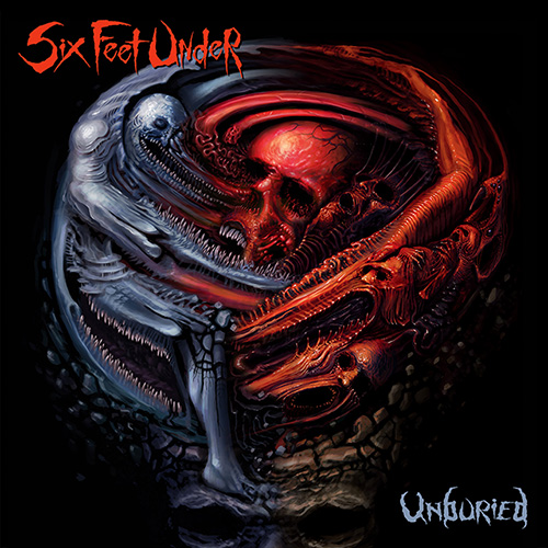 SIX FEET UNDER - UNBURIED