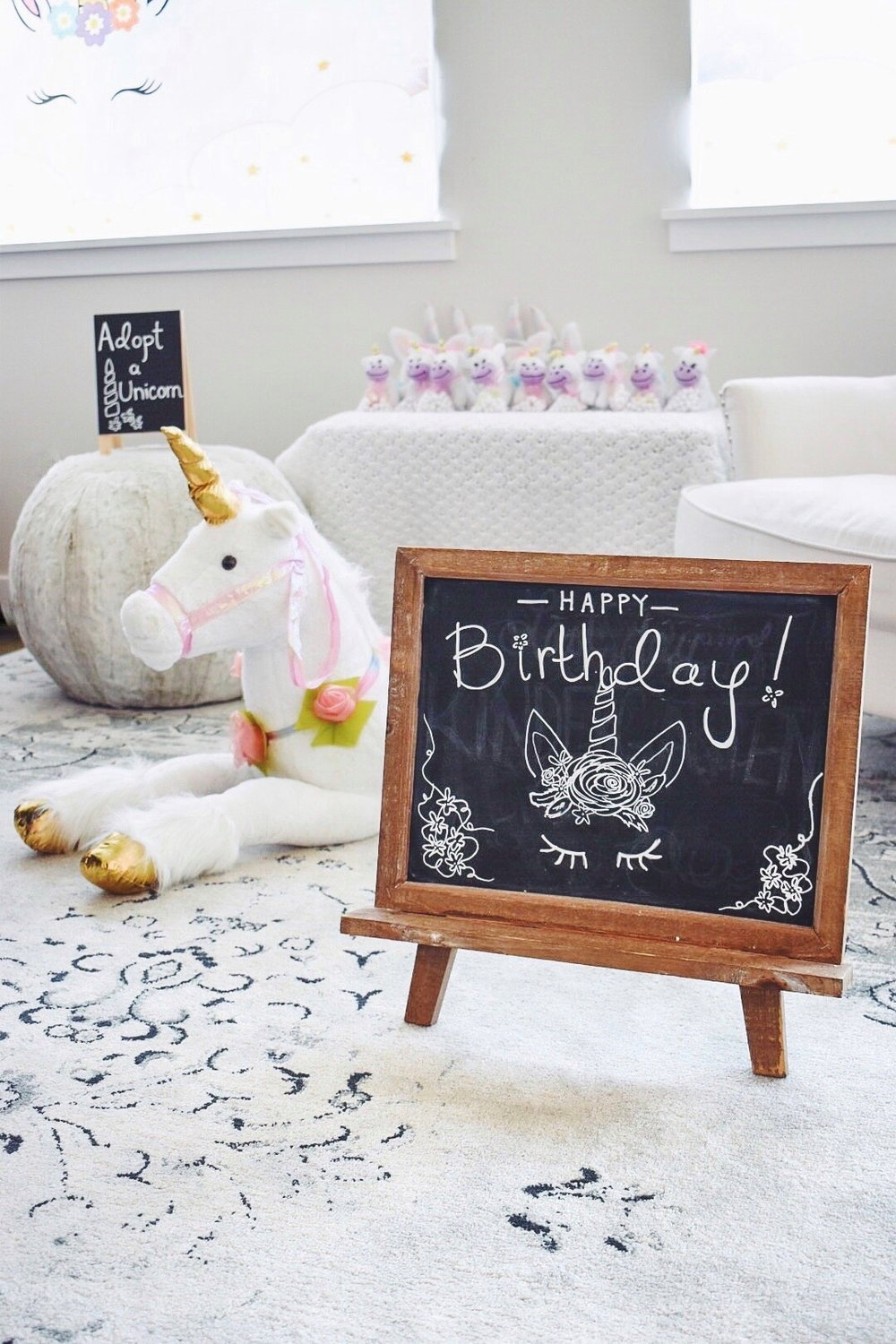 Unicorn Party — Lucie + Gray