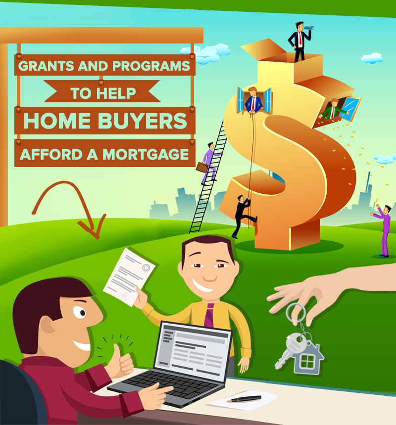 7 Grants and Programs To Help Home Buyers Afford A Mortgage