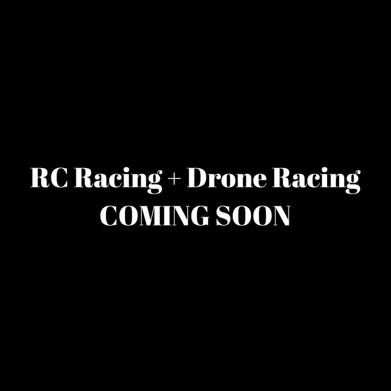 RC Racing + Drone Racing