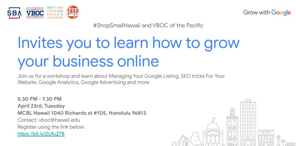 Google Workshop Oahu 2 flyer march 27 image.png