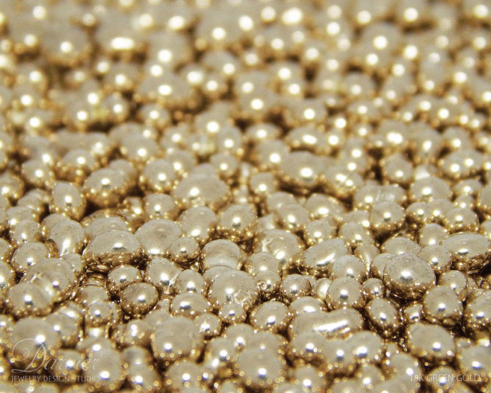 18k Green Gold