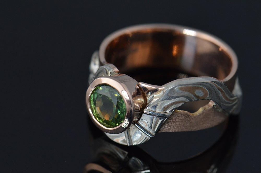 darvier-moab-arch-green-sapphire-mokume.JPG