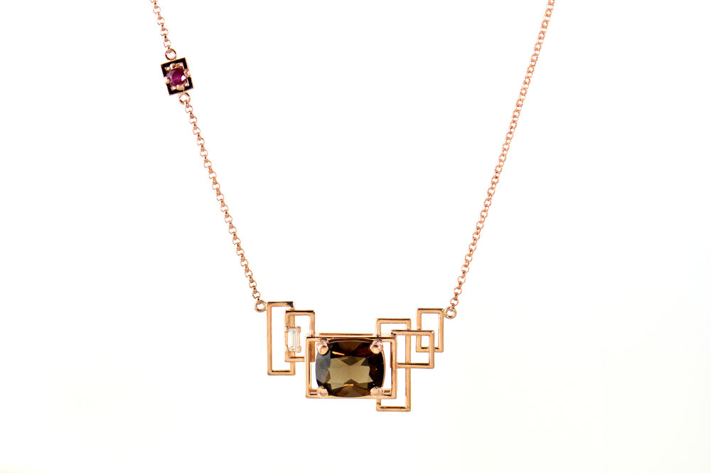 darvier-deco-smokey-quartz-ruby-necklace-in-rose-gold.JPG