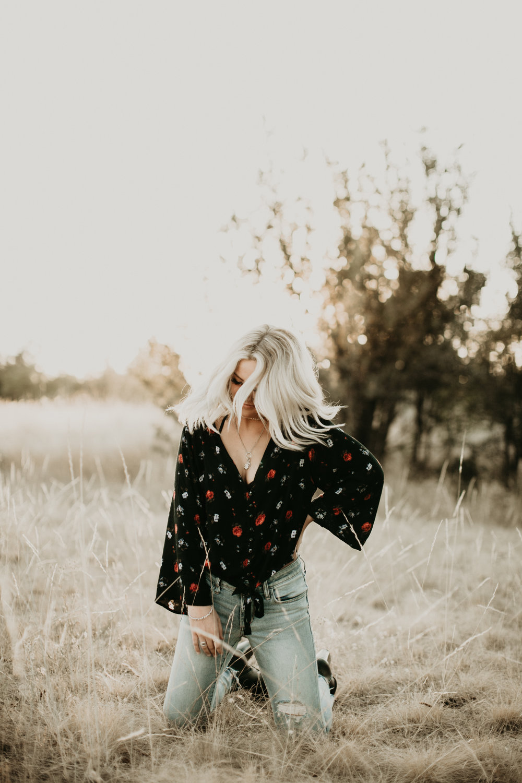 Spokane Senior Photos Cassie Trottier Photography