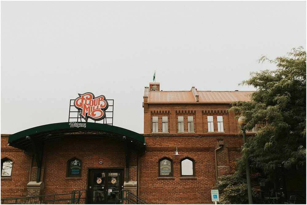 Chateau Rive Spokane Flour Mill