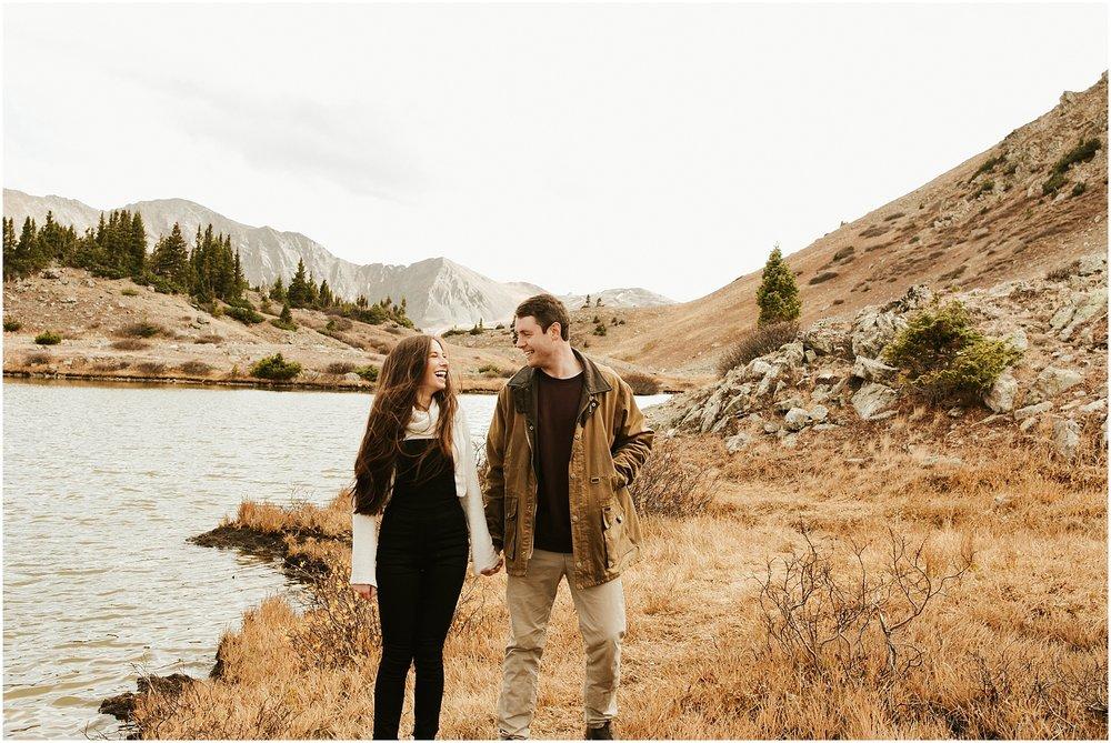 Cassie Trottier Photography Loveland Pass