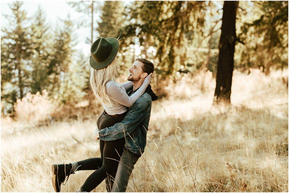 Idaho Lake Cassie Trottier Photography