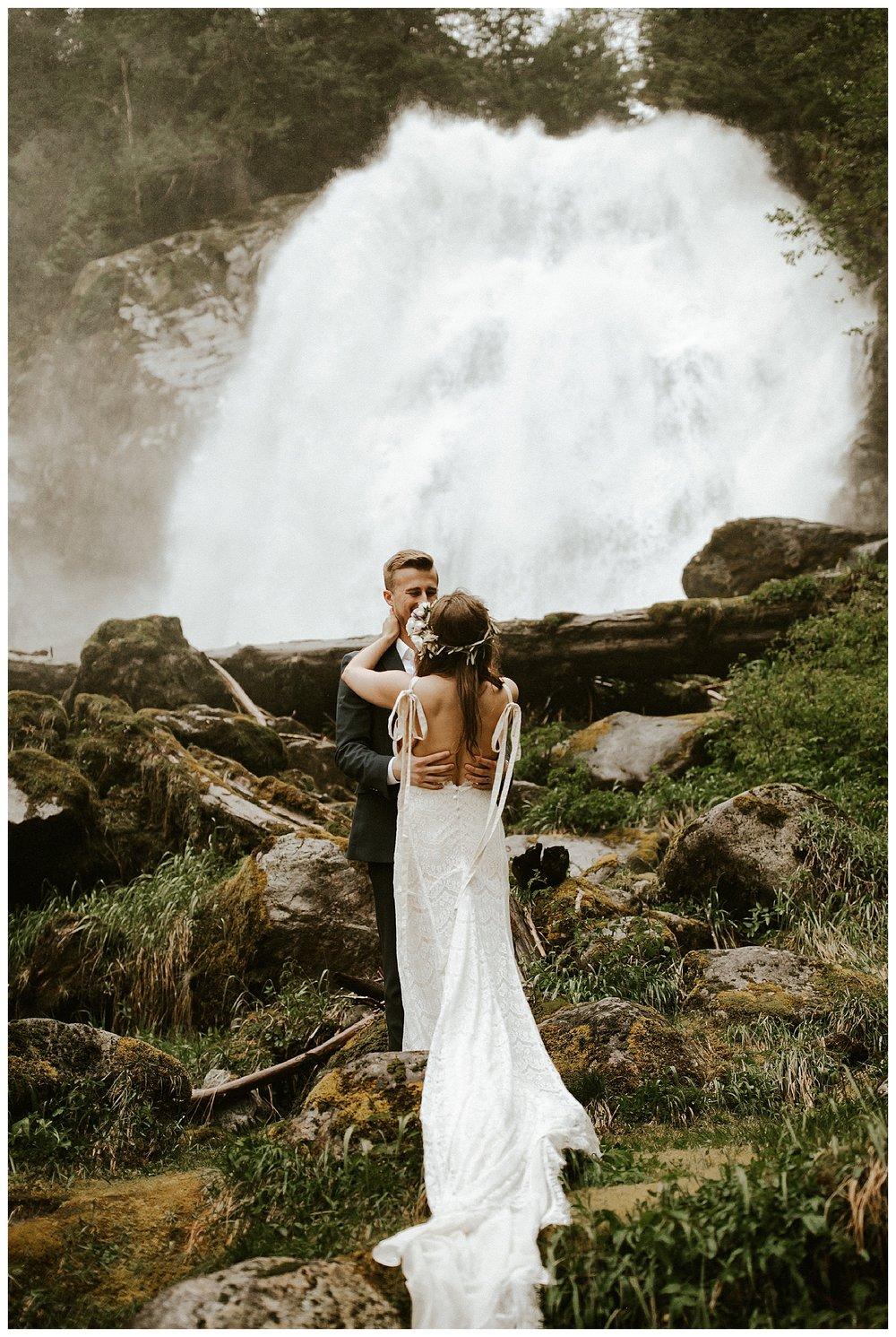 Spokane Seattle PNW Wedding Photographer Cassie Trottier Photography