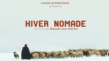 Directed by Manuel von Stürler    winter nomads    more informations