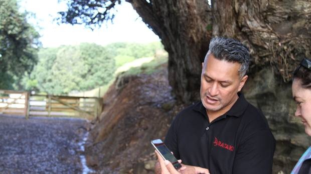 Smartphone app bringing Maori storytelling to life for visitors to Mauao | BOP Times