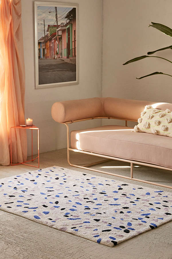 Terrazzo Rug from URBAN OUTFITTERS