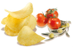 Tomato & Olive Flavor