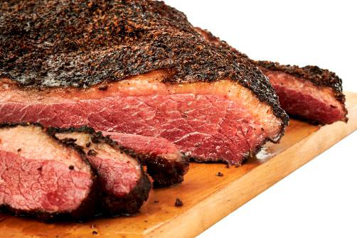 Wagshal's USDA Prime Montreal-Style Smoked Brisket
