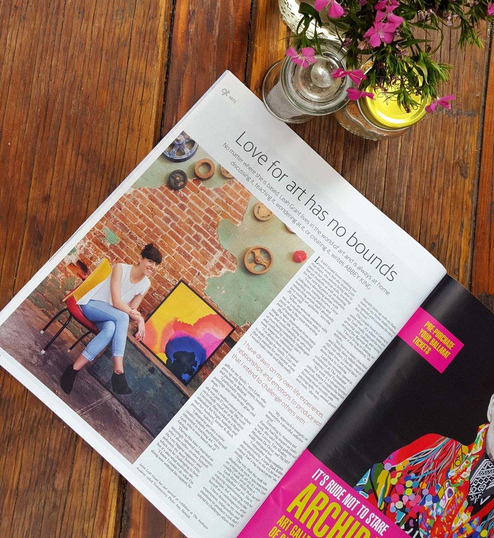 GT Magazine - Geelong Advertiser