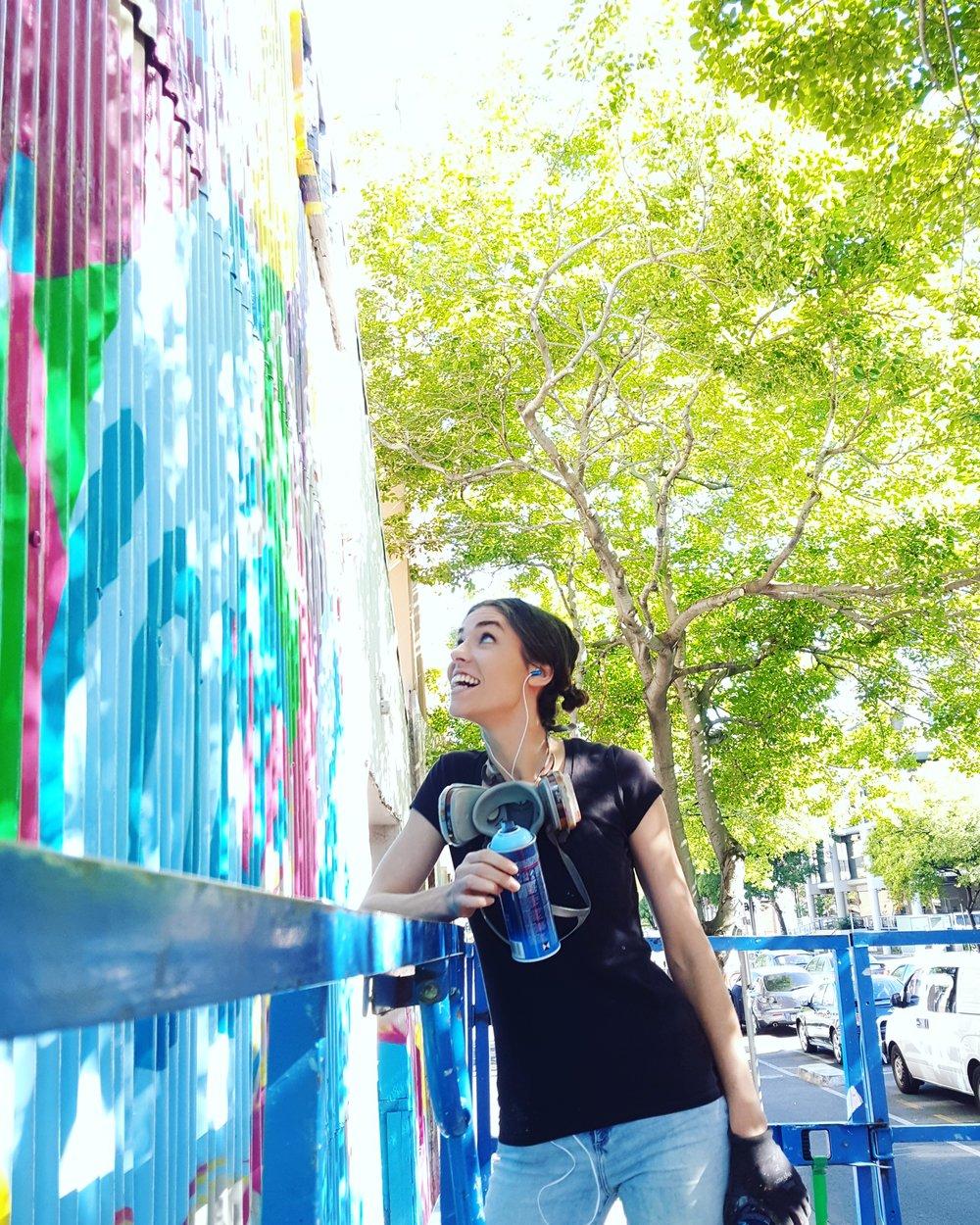 Street Art Explosion - Adelaide Fringe 2018