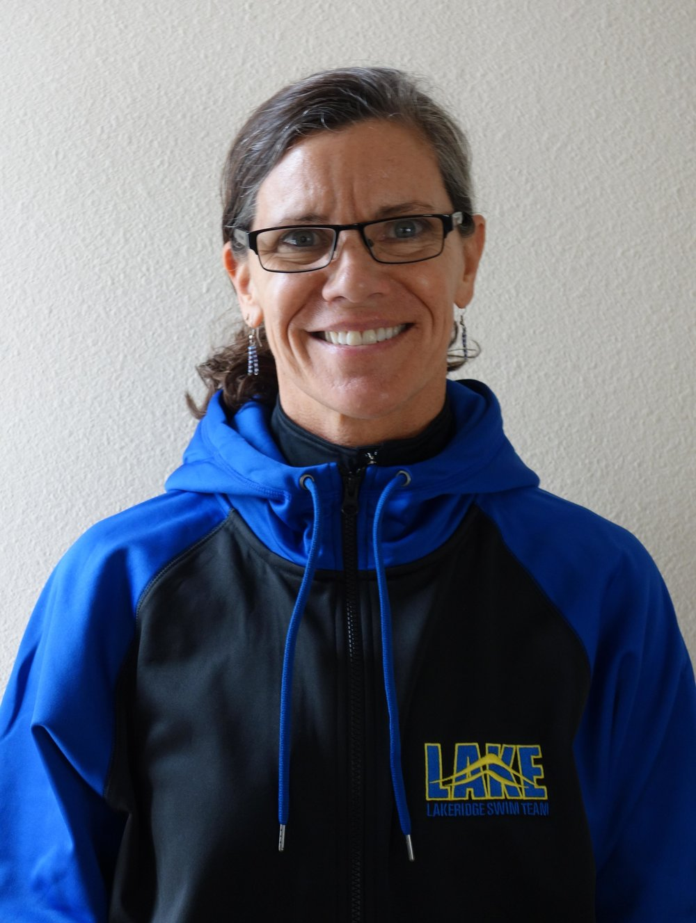 Sharon Weiss, PhD. Head Swim Coach