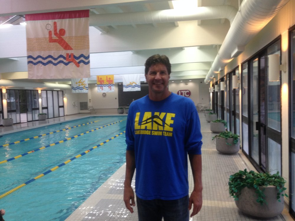 Tyler Jourdonnais, Swim Coach