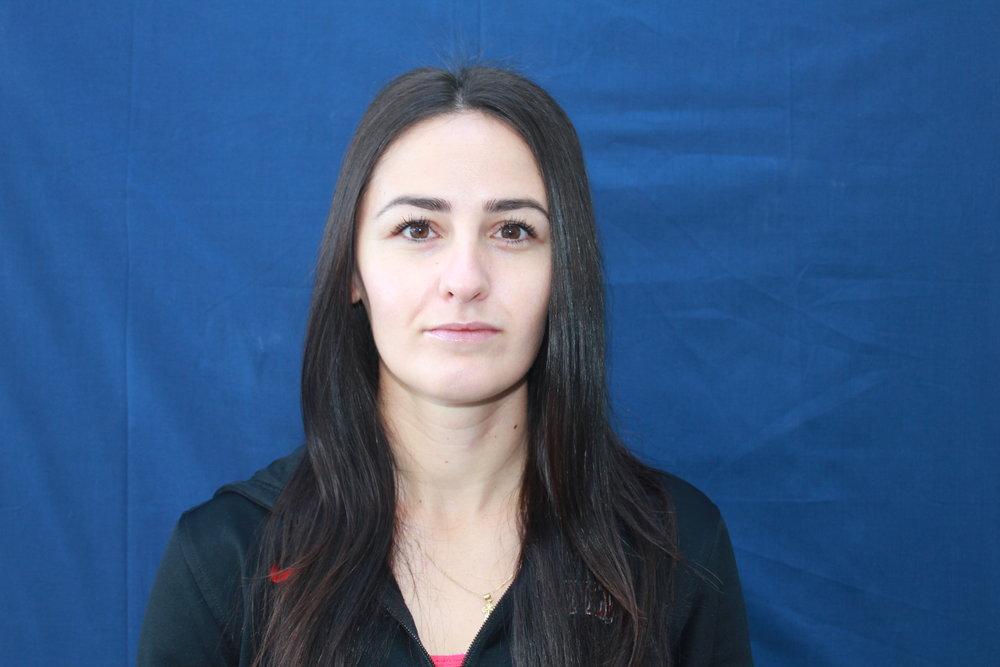 Aleksandra Josifoska Shul, Tennis Pro