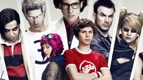 - Lordy, lordy look who's 41. We're kicking off season five with Edgar Wright's frenetic ode to video games, garage rock, and early 20's romance, Scott Pilgrim vs. The World (2010). Also discussed: Twin Peaks, T-Hoops, and fair food. Ex Rated: Brought to you by Field Roast Sausages!