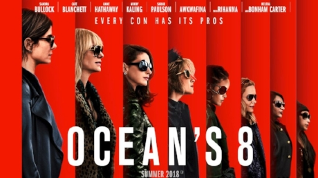 It's Quick and Dirty time! This time around we're talking about the fabulous female-fronted Ocean's 8.