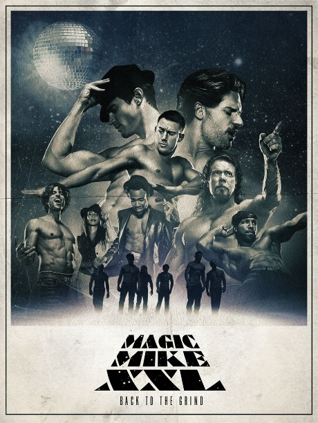 - We're starting things off with a sploosh for our season four premiere with Magic Mike XXL (2015). It's a road trip/buddy comedy that attempts to give male entertainers a legitimate second dimension. Oh, and there's a bunch of hot shirtless guys too. Join us as Ryan asks numerous questions about Rome's empire, Matt hates on lube that heats up, and we both engage in a little role reversal. Put your phones on vibrate, it's Ex Rated!